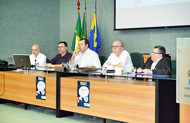 ADUFC promove debate sobre Campanha Salarial