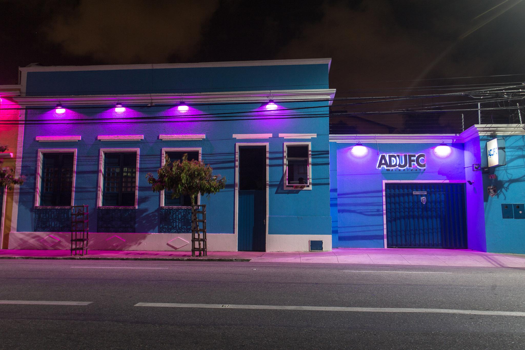 ADUFC-Sindicato adere à campanha de prevenção ao câncer de mama