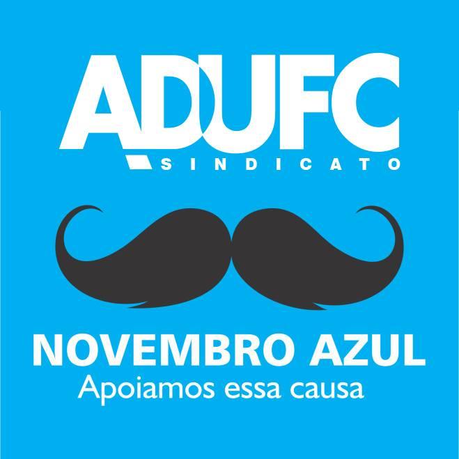 ADUFC-Sindicato participa da campanha de prevenção ao câncer de próstata