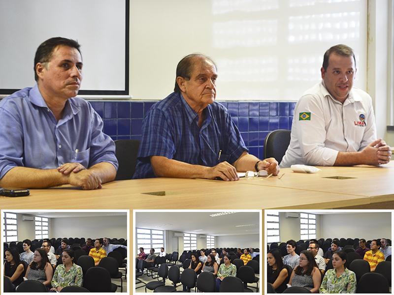 Diretoria da ADUFC-Sindicato visita professores da UFC em Russas