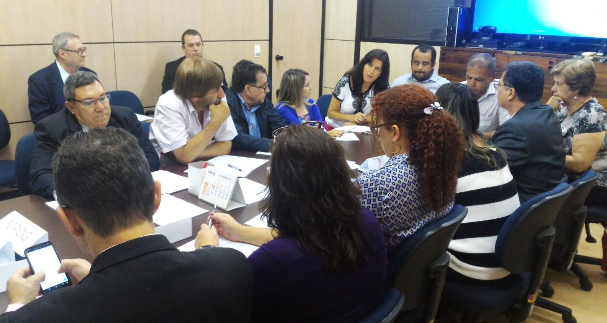 Grupo de Trabalho formado por entidades docentes, MEC e MPOG discute questões da Carreira de Magistério Superior