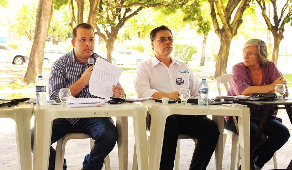 ADUFC-Sindicato realiza Assembleia Geral no dia 29 de setembro