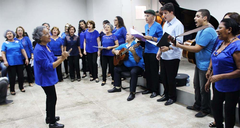 Coral da ADUFC-Sindicato reinicia encontros neste mês de fevereiro