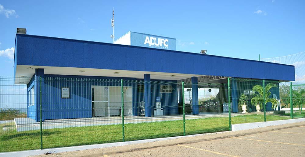 Sede da ADUFC-Sindicato no Cariri será ampliada